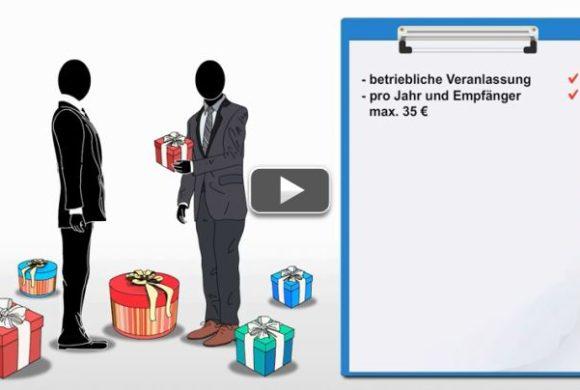 Geschenke an Mitarbeiter und Geschäftspartner: Achten Sie auf diese Steuerfallen