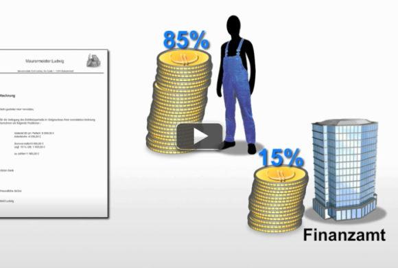 Bauabzugsteuer: Anmelde- und Abzugspflicht für Bauunternehmen und Vermieter