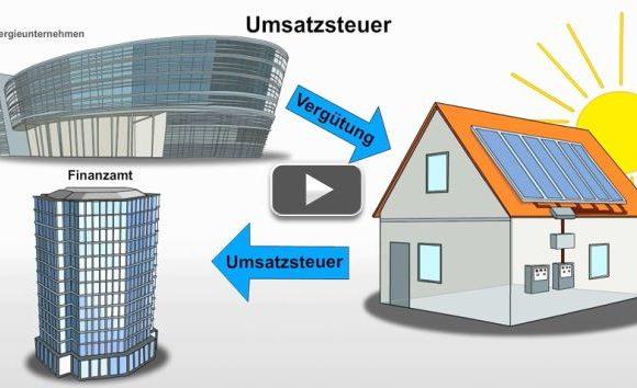 Photovoltaikanlagen: Was Sie bei der Steuer beachten sollten